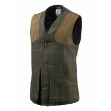 Beretta St. James Vest - Green Check