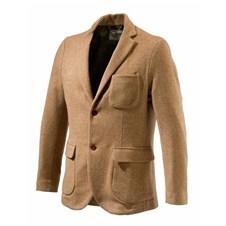 Beretta Sport Jacket - Herringbone Beige
