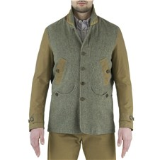 Beretta Men's Wool & Waxed Cotton Maremmana Jacket