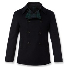 Beretta Reversible Peacoat - Size 54 Only