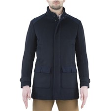 Beretta Men's Country Wool Coat
