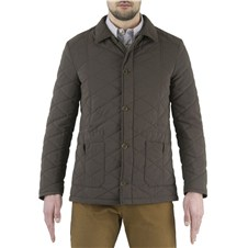 Beretta Men's Country Classic Quilted Coat
