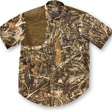 Front Loading Cordura® Shooting Shirt SS - Max 4 Camo