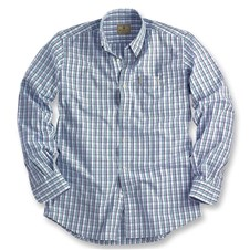 Beretta Never Iron Drip Dry Shirt - Long Sleeved