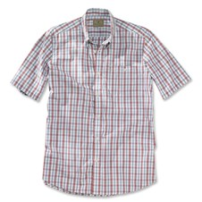 Beretta Never Iron Drip Dry Shirt - Short Sleeved