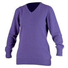 Beretta Women's Classic V-Neck Sweater