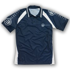 Beretta ProTeam Polo - Blue/White