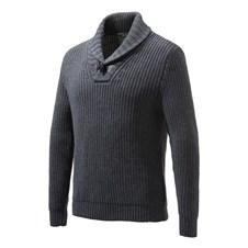 Beretta Shawl Collar Sweater