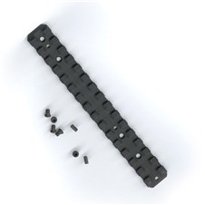 TIKKA T3 Picatinny Rail Complete (Black)