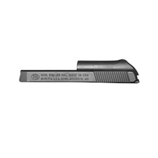 Beretta Matte Black Slide for Pistol Model 21 25ACP