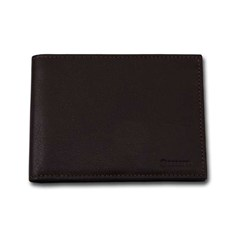 Beretta Horizontal Leather Wallet brown Made in Italy