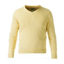 Men's V-Neck Country Sweater
