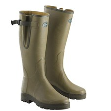 Handmade Natural Rubber Boot by Le Chameau