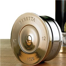 Beretta Shotgun Shell Wine Coaster