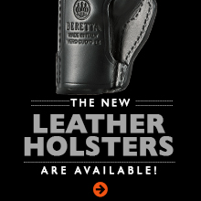 The New Leather Holsters