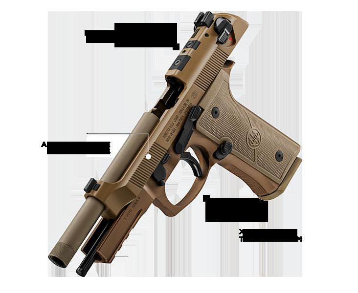 Beretta M9A4