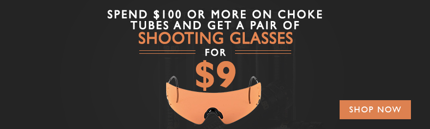 Shooting Glasses for $9