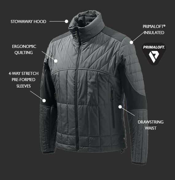 BIS Primaloft 2.0 Jacket