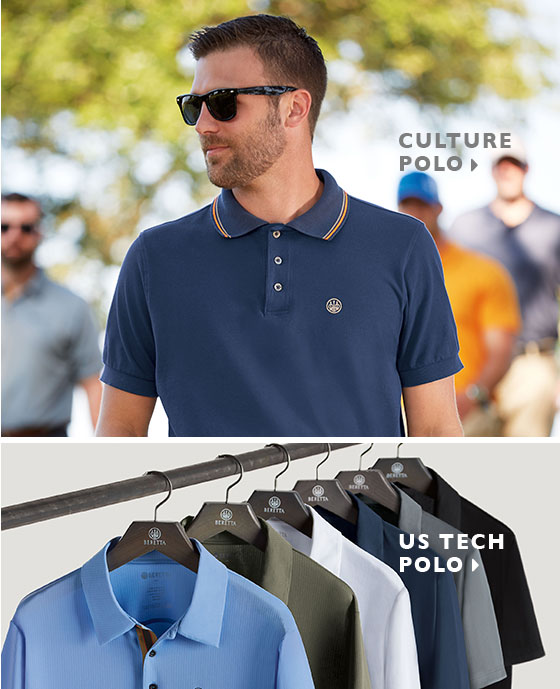 US Tech Polo