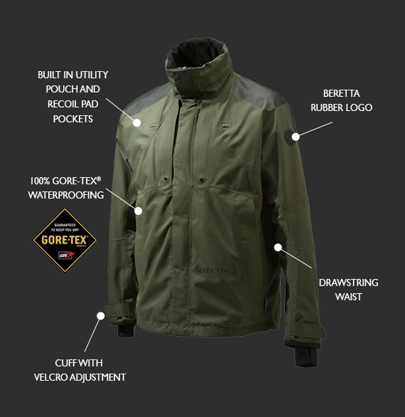 DryTek Active Jacket