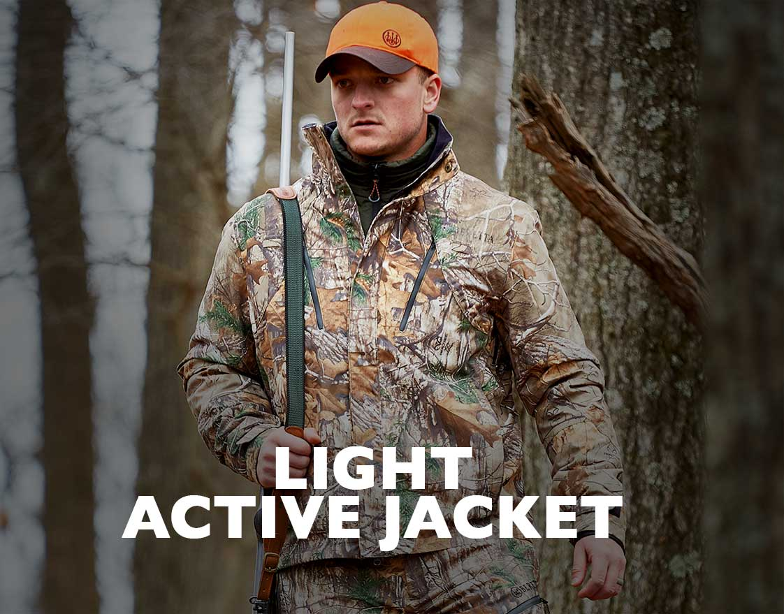 Light Active Jacket