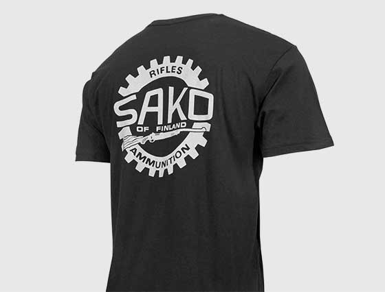 Old Skool Sako T-Shirt
