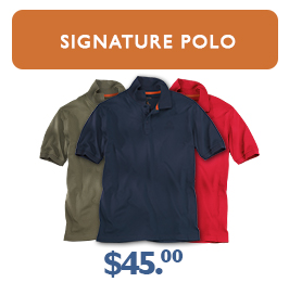 Signature Polo