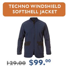 Techno Windshield Softshell Jacket