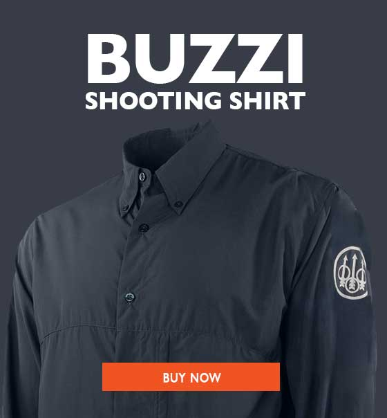 Buzzi Shooting Shirt