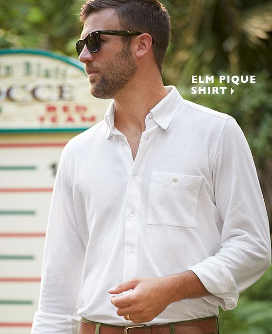 ELM Pique Shirt