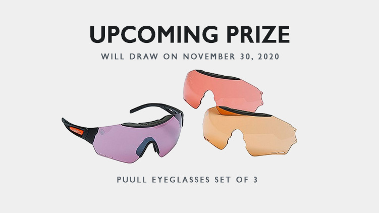 Up Coming Prize