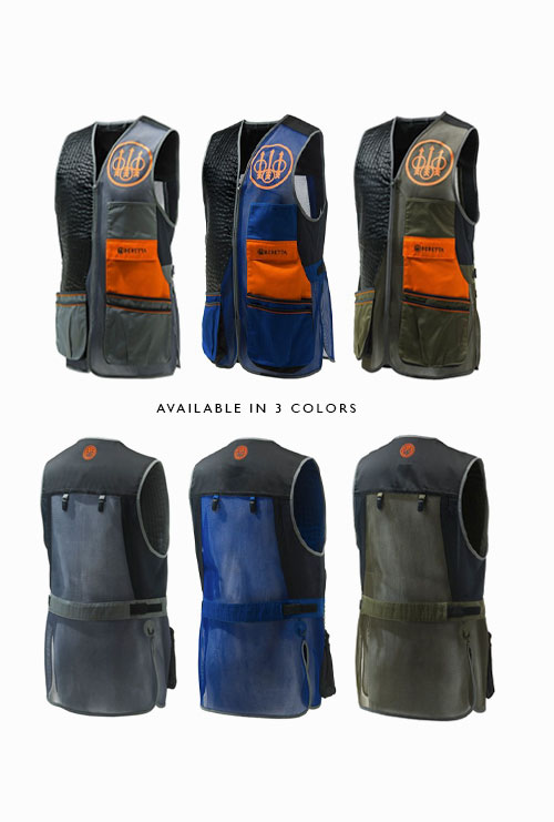 Two Tone Sporting Vest