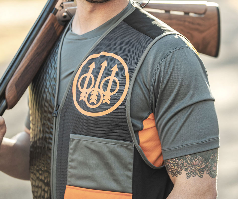 Two Tone Sporting EVO Vest