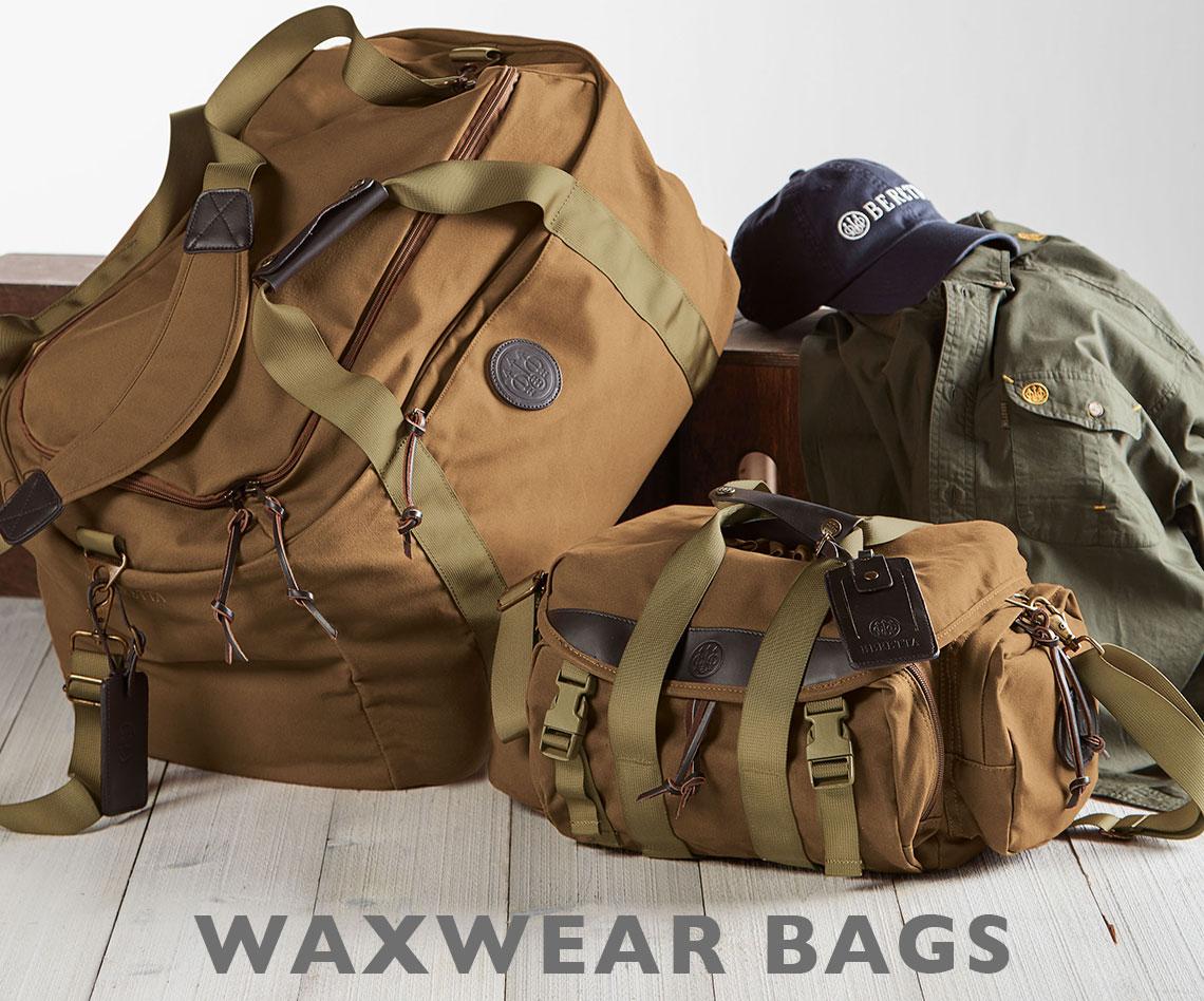Waxwear Bags